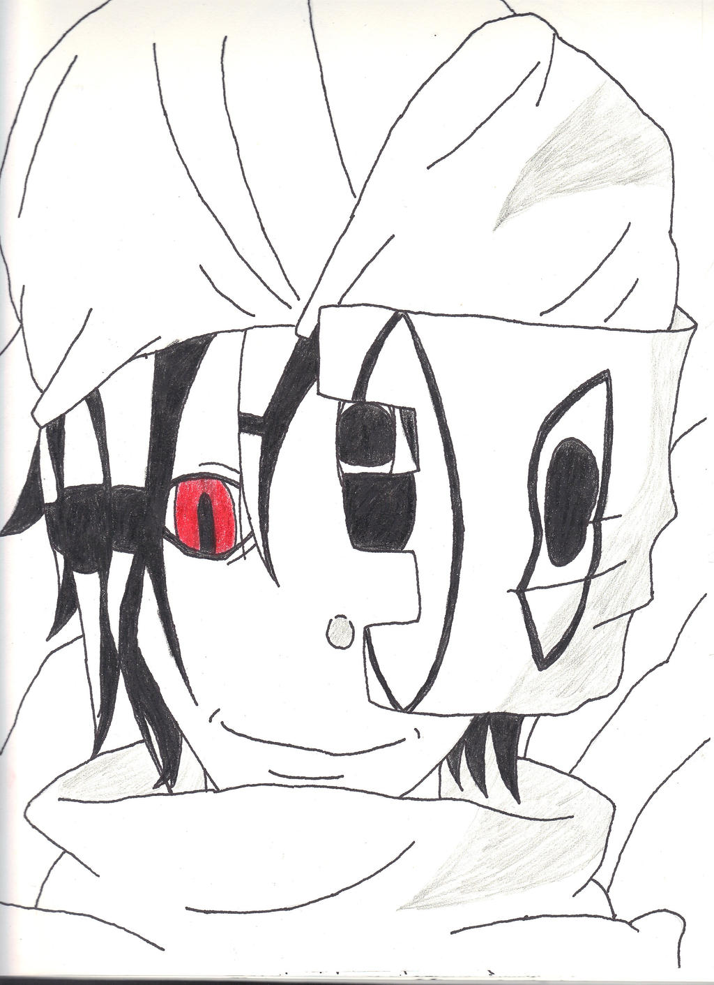 asura soul eater sketch by taytay128 on deviantart