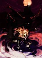 -Castlevania- Alucard