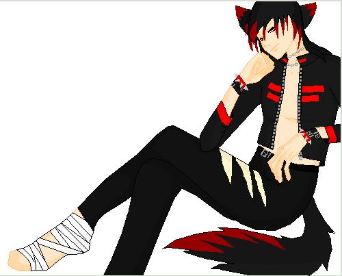 Hellhound Rogue by azula1123567894