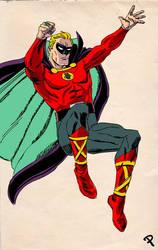 Green Lantern - Alan Scott by jaypiscopo