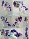 Crystal Rarity Plushie