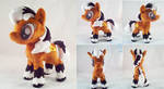 Epona Pony Plush