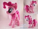 Pinkie Pie Plushie 2.0