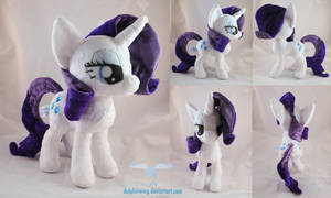 Rarity Plush 2.0