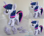 Twilight Sparkle with Removable Wings