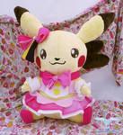 Pikachu Cosplay Plushie
