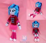 Sonata Dusk Equestria Girls Plush Doll