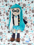 Inkling Girl Plush Doll