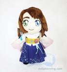 Yuna Final Fantasy X Plushie