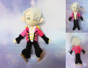 Victor Yuri on Ice Plush Doll