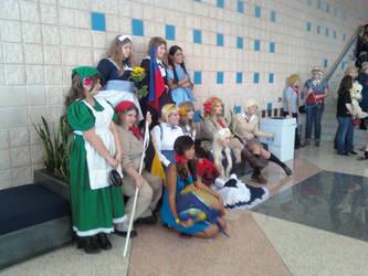 The Ladies of Hetalia