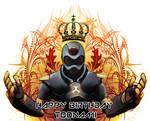 Happy Birthday Toonami by TacosaurusRex