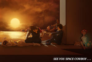 SEE YOU SPACE COWBOY. . .