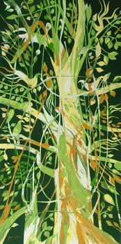 Green Bird Tree... 2009