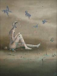 Butterfly Woman by sulelikiz