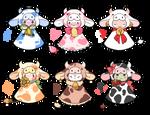 [OPEN] Little cows -OTA - Mocchin-