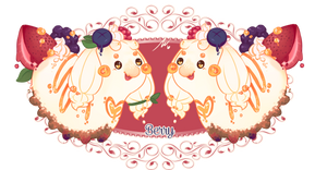 MYO Berries and Honey Cheesecake