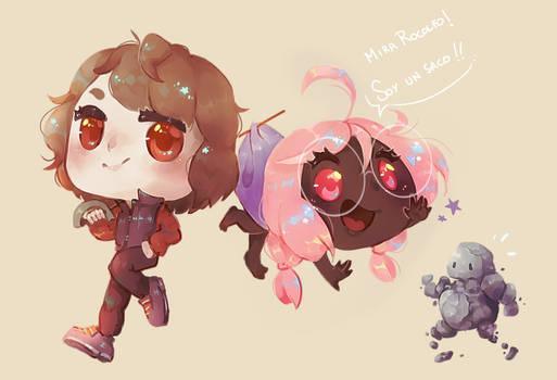 Chibi cuties [+CHIBI COMMISSION INFO]