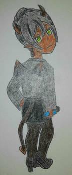 Chibi art for UramakiAdopt