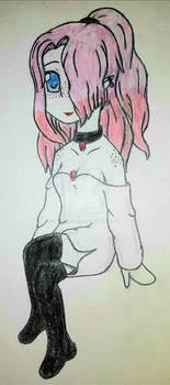Chibi art for BlossomCherrie