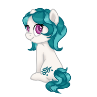 Commission - Chibi Dew Droplet by StyxLady