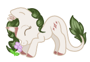 Commission - Chibi Dream Flower by StyxLady