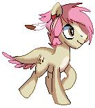 Dusty Pixel Pony by Pepooni by StyxLady