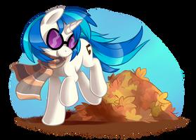 [Commission] Kickin' Up Some Fun by StyxLady