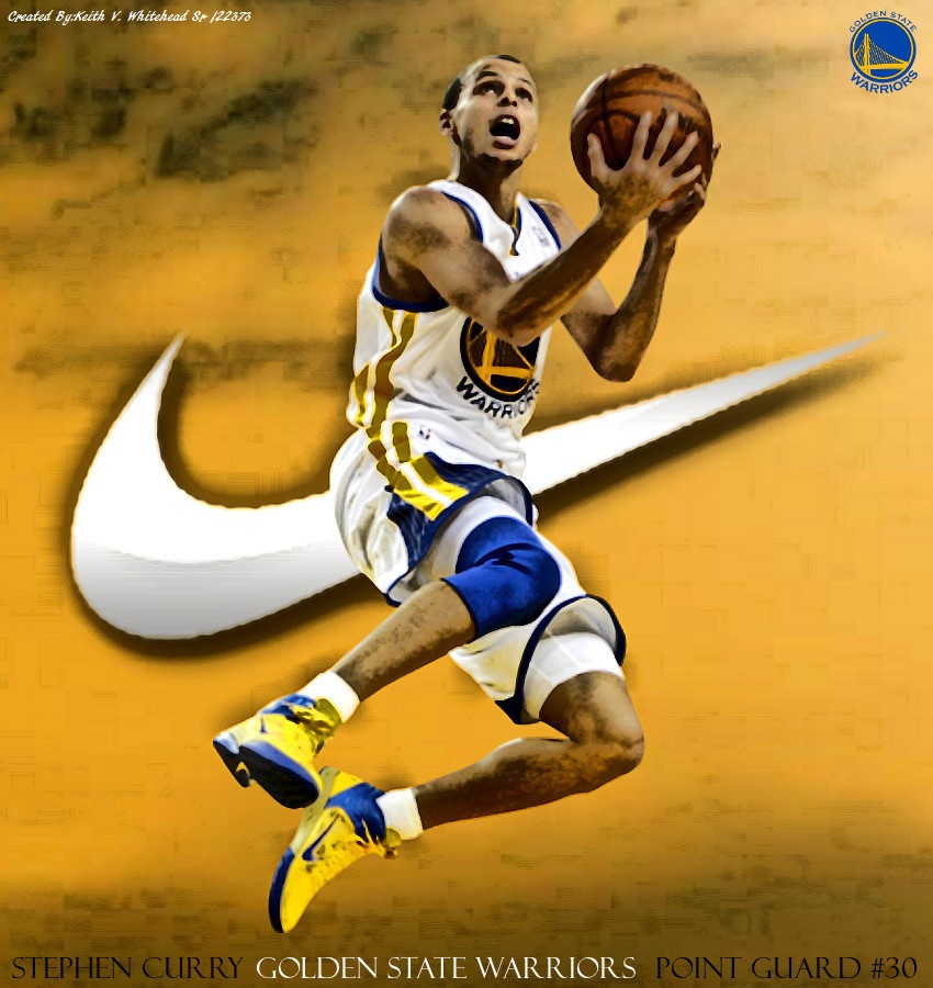 Stephen Curry Wallpaper: Stephen Curry Deviant 1 By Keiffer-Boy On DeviantArt