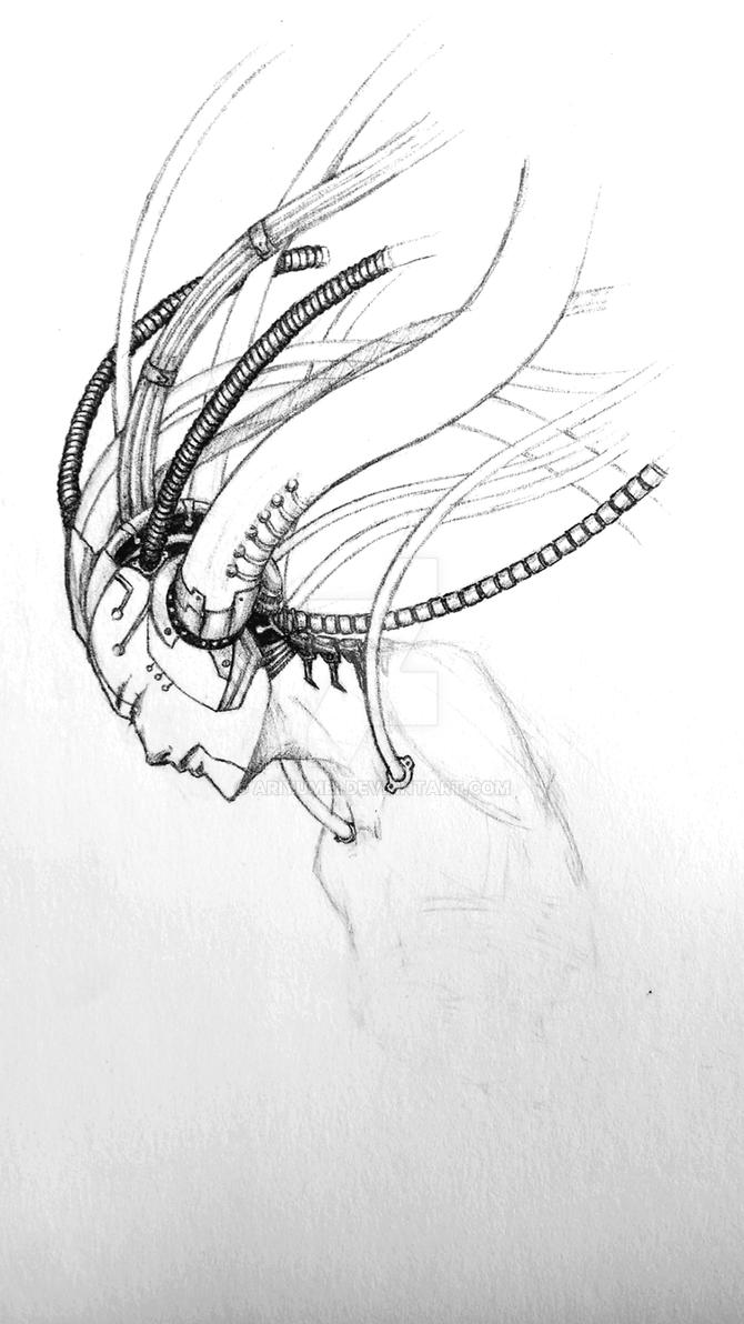 Medusa by ariyumei