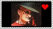 Freddy Krueger Stamp by Zeah1Renee5Voinovich