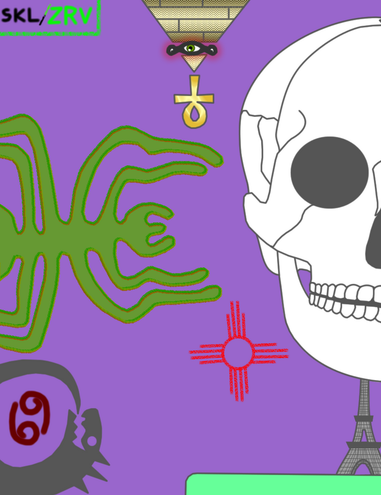 Symbolic of Symbols by Zeah1Renee5Voinovich