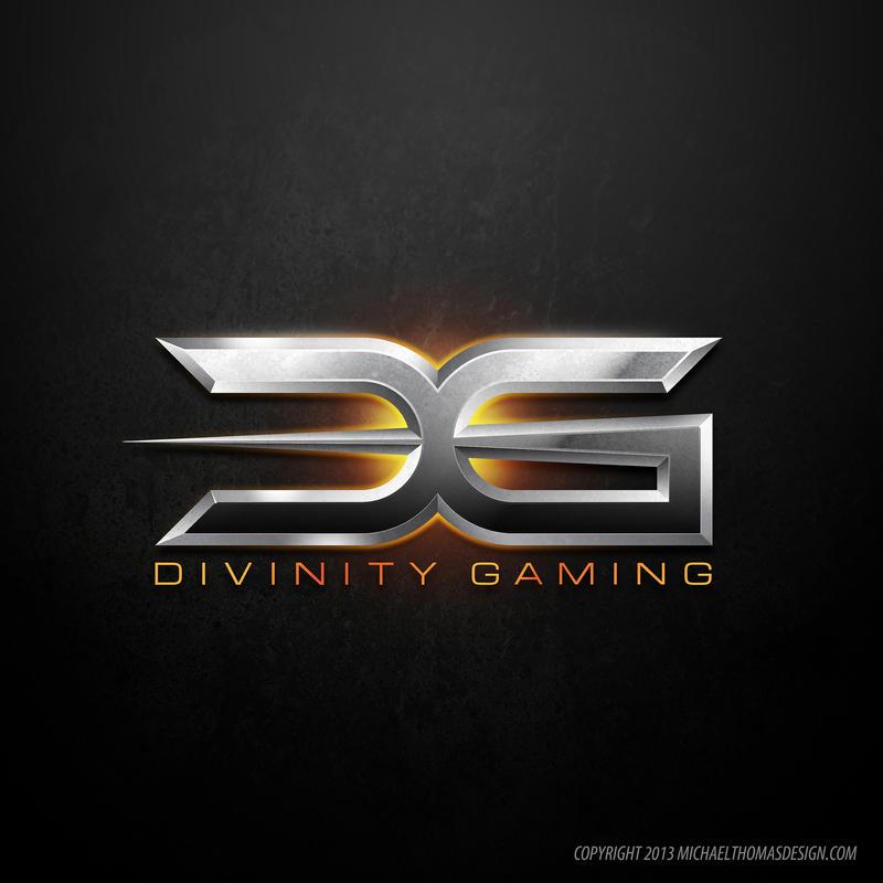 divinity gaming clan logo by littleboyblack on deviantart