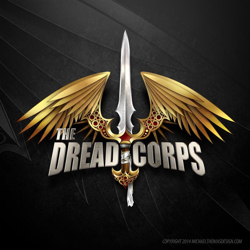 Dread Corps - Guild Logo by LittleBOYblack