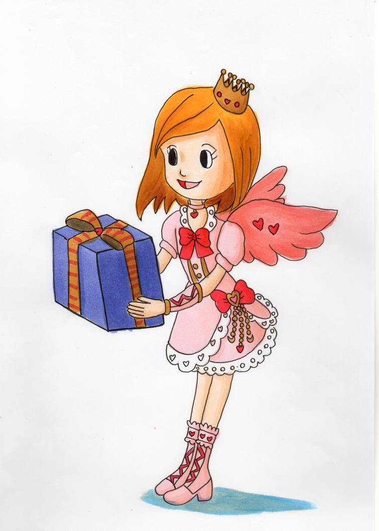 felicidades by otaku-dana