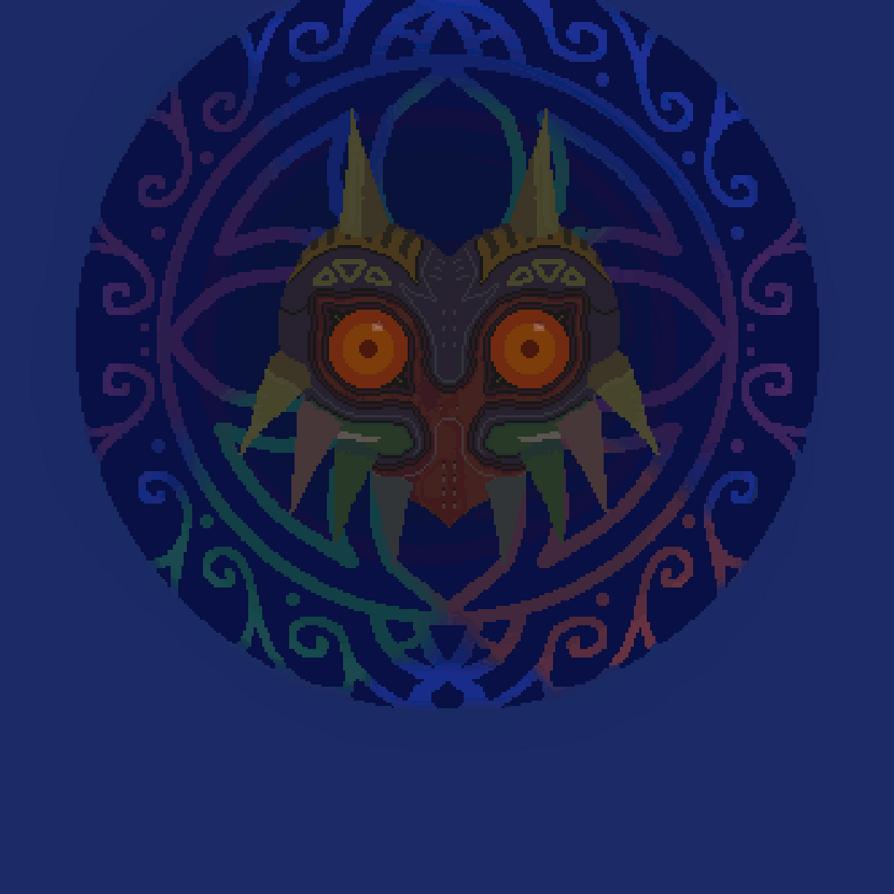 Majora's Mask by UnableToFindName