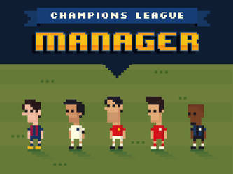 Champion's League Manager by nikcann