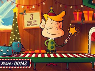 Elf-game by nikcann