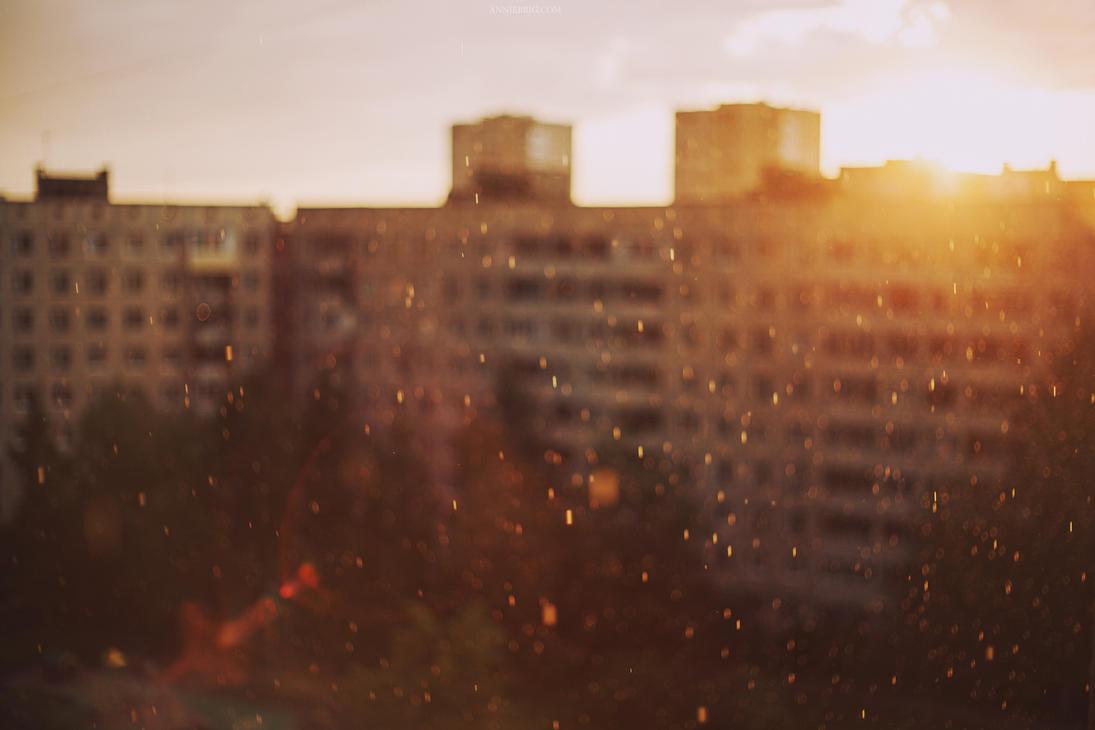 summer rain by Minako777