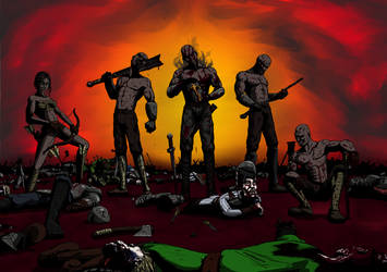 Dark cult by Uterlos