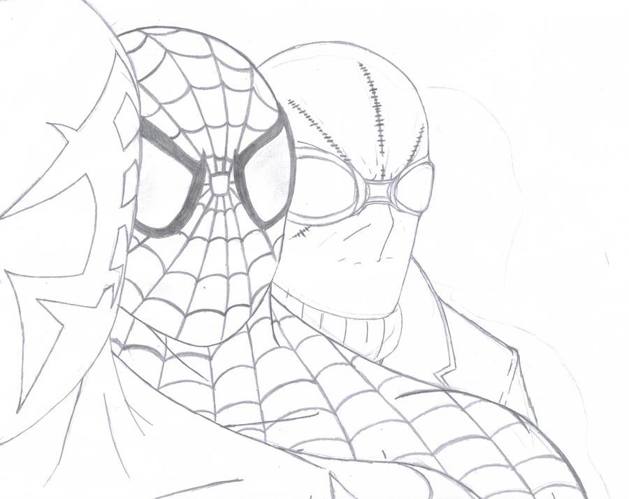 spiderman dimension wip by q2099 on deviantart