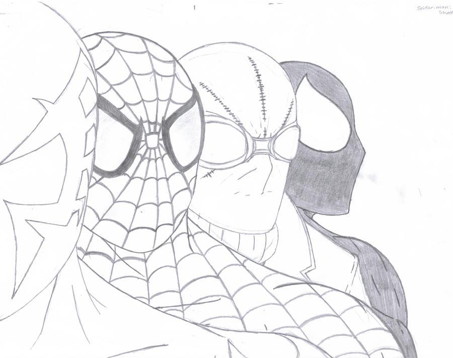 Spider-man Shattered dimension by q2099 on DeviantArt