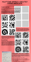 halftone effect in inkscape by istarlome