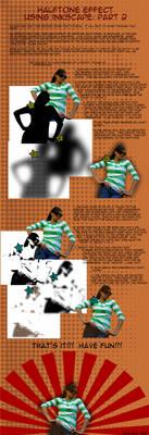 halftone effect in inkscape 2