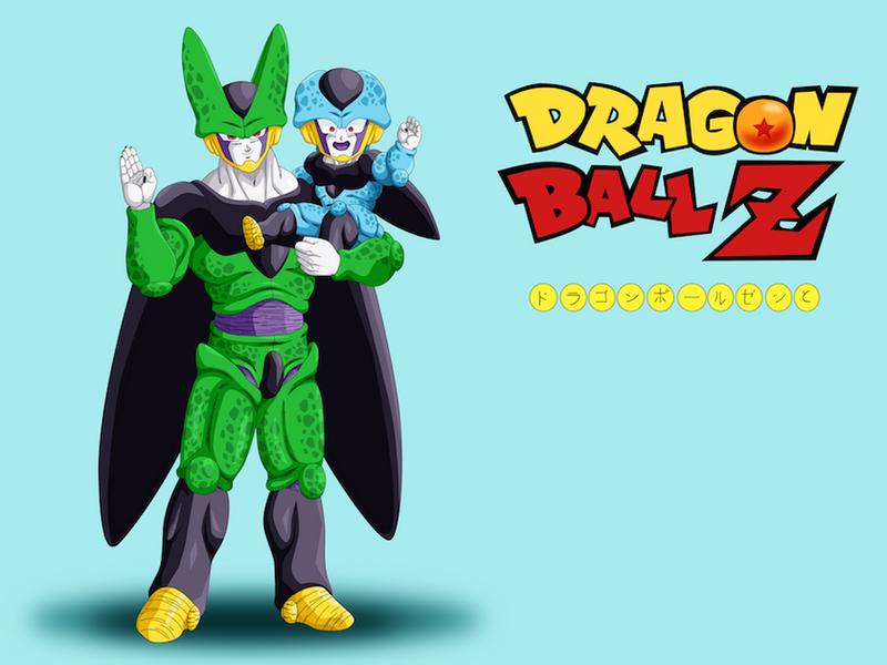 Dragonball intermission by Furipa93