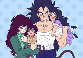 Happy family by Furipa93