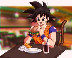 Lunch break by Furipa93
