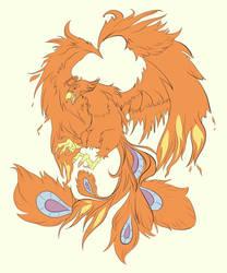 Firebird Coloured by Shannen483