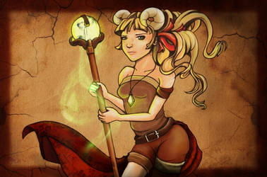 Goat Girl Finished by Shannen483