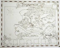 Border Kingdom's Map